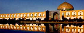تور اصفهان زمینی با اتوبوس